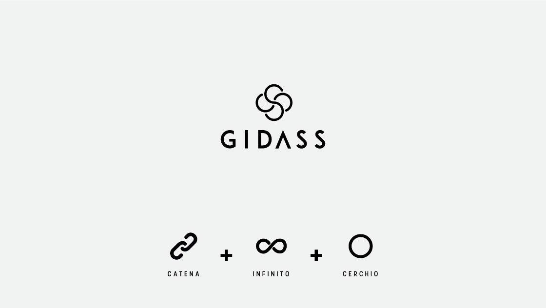 Il logo di GIDASS e spiegazione