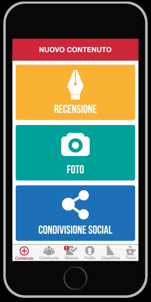 App RevYou Nuovo Contenuto 2