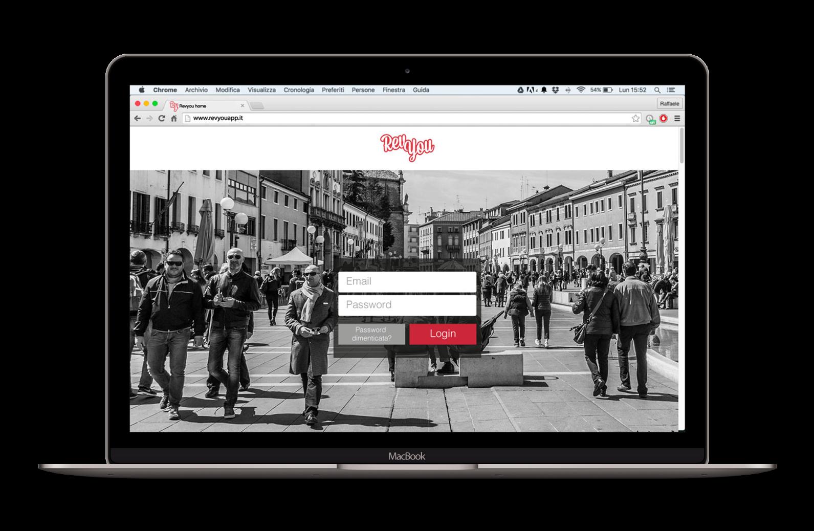 RevYou Web App